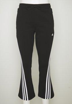 adidas Performance - FLARE - Pantaloni sportivi - black