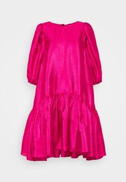 Selected Femme - SLFALY-WINA  - Sukienka letnia - very berry