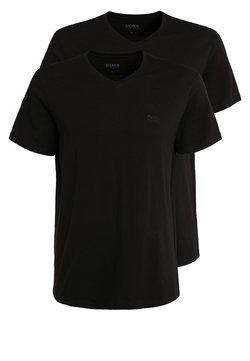 BOSS - 2 PACK - Maglietta intima - black