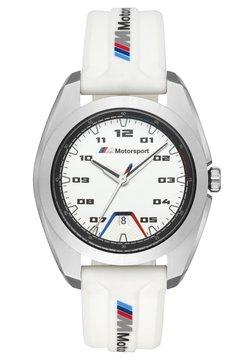 BMW - MOTORSPORT - Montre à aiguilles - white