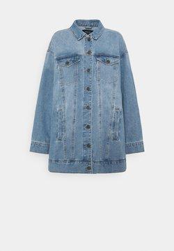Noisy May - NMFIONA JACKET - Veste en jean - light blue denim