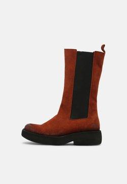 Felmini - EXTRA - Platform boots - celtic rust
