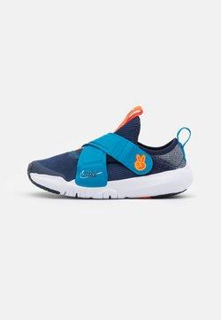 Nike Sportswear - FLEX ADVANCE - Zapatillas - midnight navy/white/imperial blue/orange