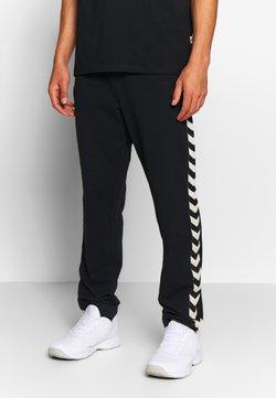 Hummel - MOVE CLASSIC PANTS - Jogginghose - black