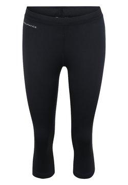 Endurance - MIT REFLEKTIERENDEN HIGHLIGHTS - 3/4 Sporthose - black