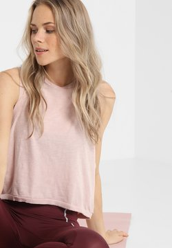 Free People - LOVE TANK - Toppi - taupe