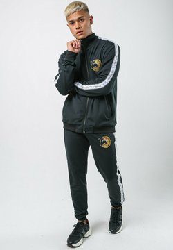 Ed Hardy - TIGER-TOKYO TRACKPANT - Jogginghose - black