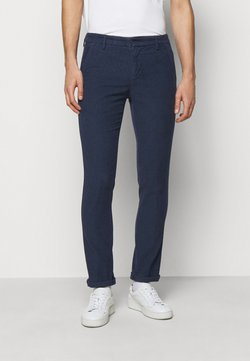 Dondup - PANTALONE GAUBERT - Pantalon classique - dark blue