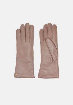 Roeckl - EDELKLASSIKER - Fingerhandschuh - rosewood