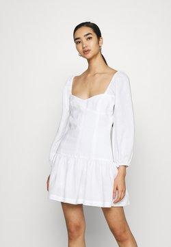 Bec & Bridge - HENRIETTE MINI DRESS - Day dress - ivory