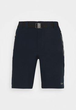 CMP - MAN BERMUDA - Outdoor Shorts - blue/cemento