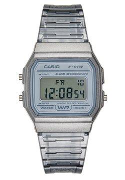 Casio - SKELETON - Montre à affichage digital - clear grey