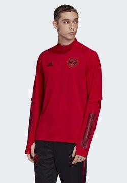 adidas Performance - NEW YORK RED BULLS TRAINING TOP - Verryttelytakki - red