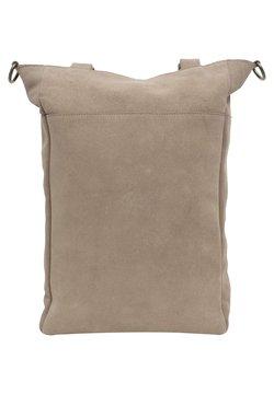 Gusti Leder - Shopping Bag - grau