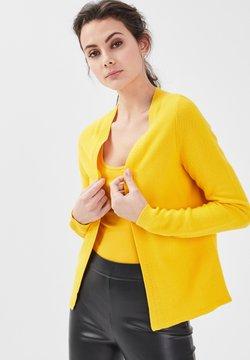 Cache Cache - Gilet - jaune citron