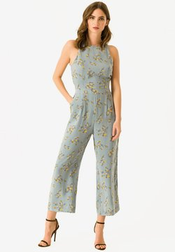 IVY & OAK - PRINTED JUMPSUIT - Combinaison - light blue