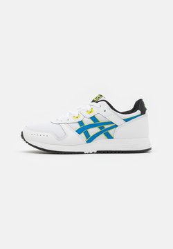 ASICS SportStyle - LYTE CLASSIC UNISEX - Baskets basses - white/electric blue