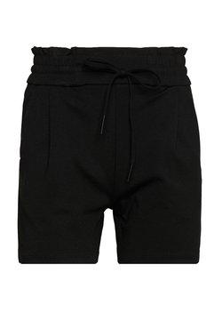Vero Moda Petite - VMEVA SHORT RUFFLE - Shorts - black