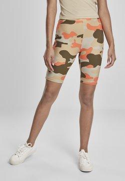 Urban Classics - Shorts - olive