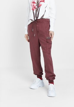 Desigual - GRETA - Jeans Relaxed Fit - red