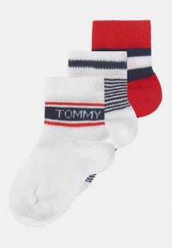 Tommy Hilfiger - GIFTBOX 3 PACK UNISEX - Calcetines - dark blue