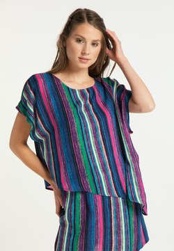 IZIA - Bluse - multicolor gestreift