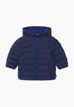Benetton - Winterjas - dark blue