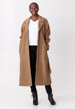 Indiska - Classic coat - camel