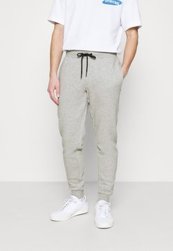 Redefined Rebel - REID PANTS - Jogginghose - light grey melange