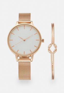 Even&Odd - SET - Zegarek - rose gold-coloured