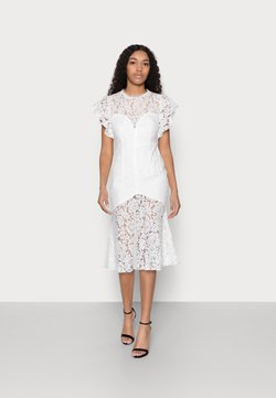 Little Mistress Petite - Cocktail dress / Party dress - white