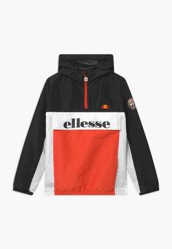 Ellesse - GARINOS - Allvädersjacka - black/red