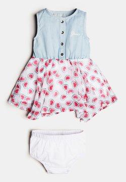 Guess - SET - Korte jurk - gemustert multicolor