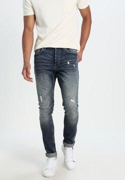 Only & Sons - ONSAVI - Jeans slim fit - dark blue denim