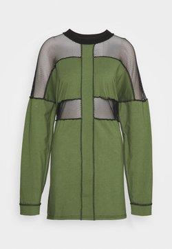 The Ragged Priest - VIVID DRESS - Robe d'été - khaki/black