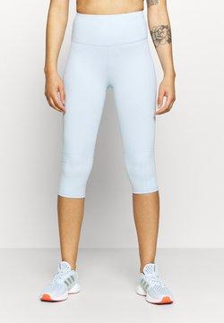 Cotton On Body - STRIPE CAPRI - Trikoot - baby blue