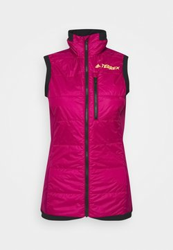 adidas Performance - TECHNICAL SPORTS SKI TOURING FILLED VEST - Weste - berry