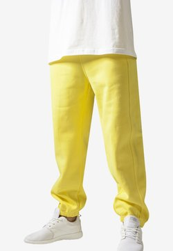 Urban Classics - SWEATPANTS SP. - Jogginghose - yellow