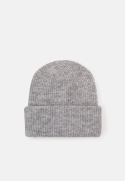 NAF NAF - UBNICY - Bonnet - gris clair