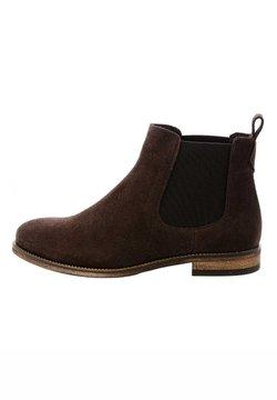 PRIMA MODA - VARENNA  - Boots à talons - cognac