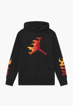 Jordan - JUMPMAN FIRE  - Luvtröja - black