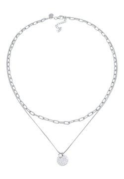 Elli - Halsband - silber