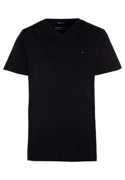 Tommy Hilfiger - BOYS BASIC  - T-shirt basic - sky captain