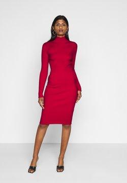 Fashion Union Petite - PHERSON - Gebreide jurk - red