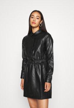 Noisy May - NMHILL SHORT DRESS - Robe d'été - black