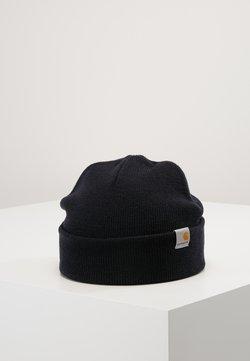 Carhartt WIP - STRATUS HAT LOW - Bonnet - dark navy