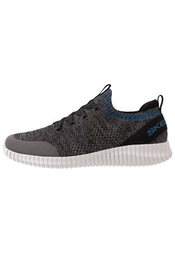 Skechers Sport - ELITE FLEX - Sneaker low - charcoal/blue