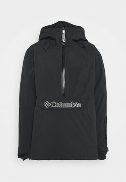 Columbia - DUST ON CRUST INSULATED JACKET - Kurtka narciarska - black