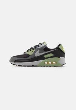 Nike Sportswear - AIR MAX 90 - Sneakers laag - oil green/light smoke grey/black/iron grey