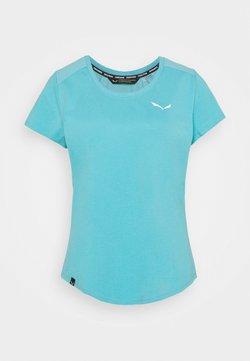 Salewa - ALPINE - T-Shirt basic - maui blue